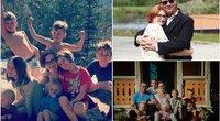7 vaikų mama: apie gyvenimą Norvegijoje ir kodėl su Lietuvoje likusia šeima nesikalbėjo pora metų (nuotr. asm. archyvo)