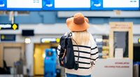 Siūlo riboti ir apmokestinti skrydžius
