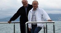 Aleksandras Lukašenka ir Vladimiras Putinas (nuotr. SCANPIX)