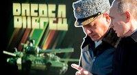 Rusija vėl sutraukia kariuomenę Vakarų kryptimi? NATO jau turi atsaką (nuotr. SCANPIX) tv3.lt fotomontažas