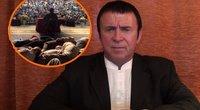 Vienatvėje gyvenantis Kašpirovskis: mano gyvenimas yra nenusisekęs (nuotr. YouTube)