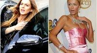 Lindsay Lohan ir Paris Hilton (tv3.lt fotomontažas)