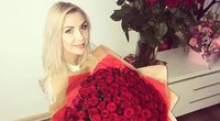 Monika Šedžiuvienė švenčia gimtadienį  (nuotr. Instagram)