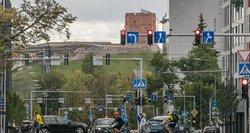 Miesto centras be automobilių: ruošia pakeitimus ir gaudys pažeidėjus