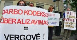 Lietuvos verslo elitas: tokio Darbo kodekso geriau nepriimti