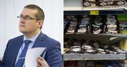 Skvernelio patarėjas ėmėsi lyginti sūrelių kainas: kodėl Latvijoje kainuoja mažiau?