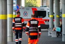 COVID-19 pandemija atvėrė Dulkiui akis: ruošia ligoninių ir greitosios pagalbos reformą