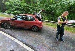 Rinkitės kitą maršrutą: dviejose Vilniaus gatvėse dėl avarijų sutriko eismas