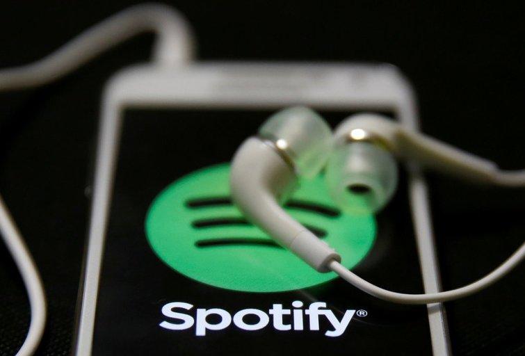 Spotify (nuotr. SCANPIX)