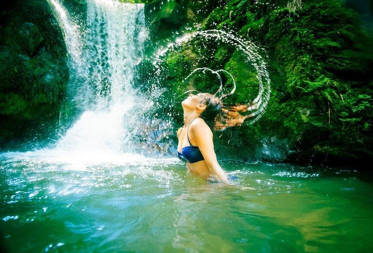 Minkštas vanduo - atgaiva plaukams (nuotr. Fotolia.com)