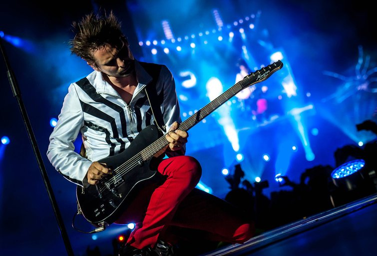 """""""Muse"""" (nuotr. Organizatorių)"""