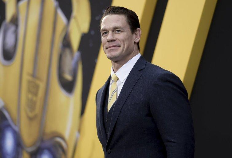 John Cena (nuotr. SCANPIX)
