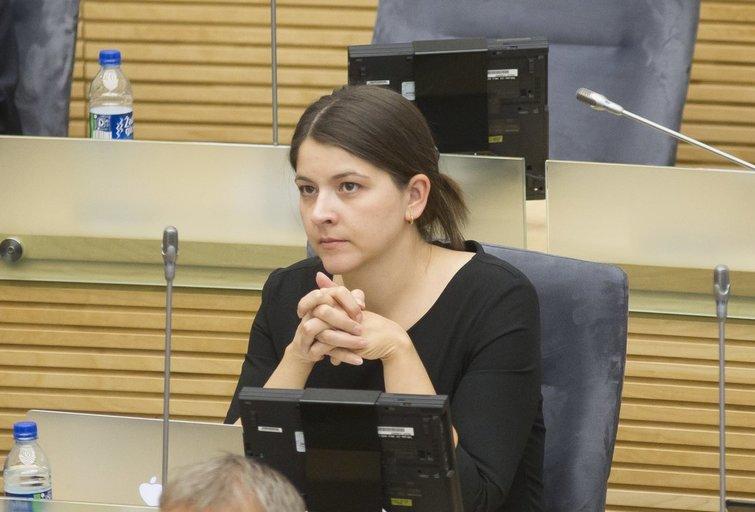 Gintarė Skaistė (nuotr. Fotobankas)