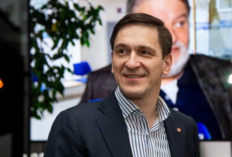 Dainius Kreivys (nuotr. Fotodiena.lt)
