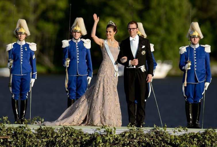 Švedijos princesė Victoria (nuotr. Alloverpress.ee)