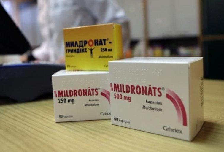 Mildronatas (nuotr. facebook.com)