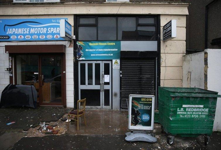"""Vieša paslaptis: Londono užpuolikai koordinavo veiksmus """"teroristų sporto salėje"""" (nuotr. SCANPIX)"""