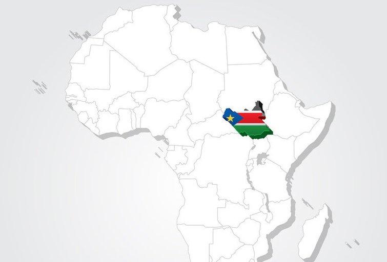 Pietų Sudanas (nuotr. Fotolia.com)
