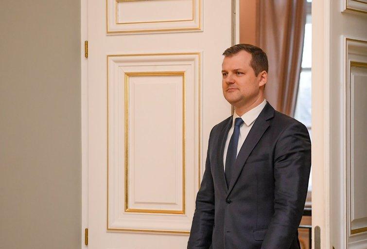 Gintautas Paluckas (nuotr. Fotodiena/Mato Baranausko)
