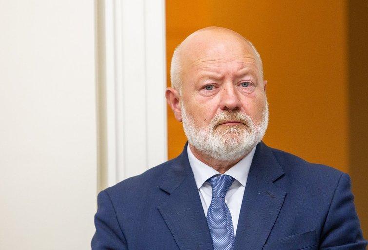 Eugenijus Gentvilas (nuotr. Fotodiena/Paulius Peleckis)