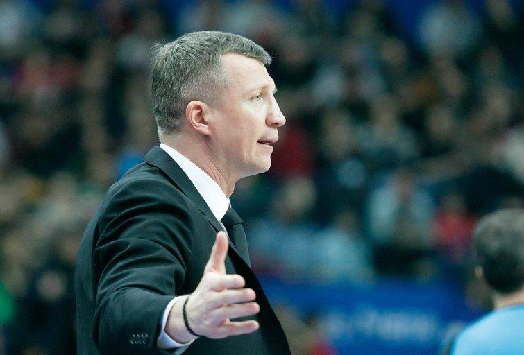 """Lietuvos rytas"" – ""Zenit""  (nuotr. Tv3.lt/Ruslano Kondratjevo)"