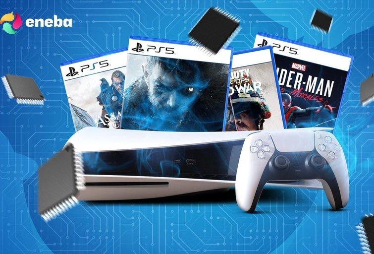 """""""PlayStation 5"""": ką reikia žinoti kiekvienam žaidėjui?"""