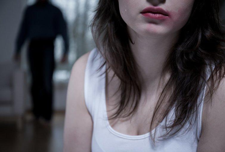 Smurtas šeimoje (nuotr. Fotolia.com)