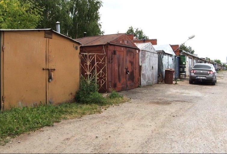 Garažai (nuotr. TV3)