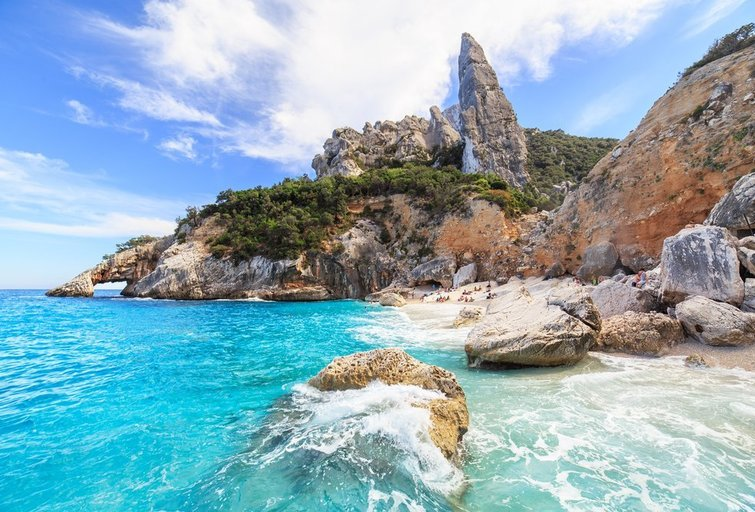 """""""Cala Goloritzé"""", Sardinija (nuotr. Shutterstock.com)"""