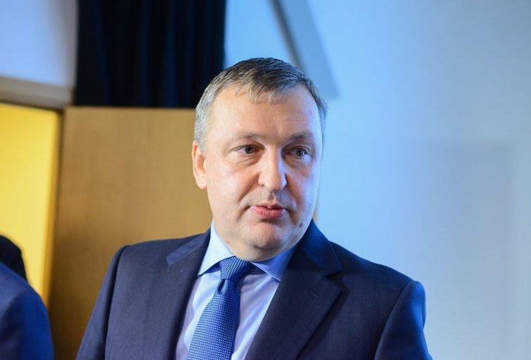 Antanas Guoga (K. Polubinska nuotr.)