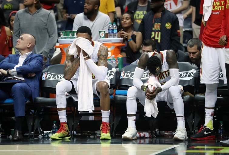 "Atlantos ""Hawks"" – Vašingtono ""Wizards"" 99:115 (nuotr. SCANPIX)"