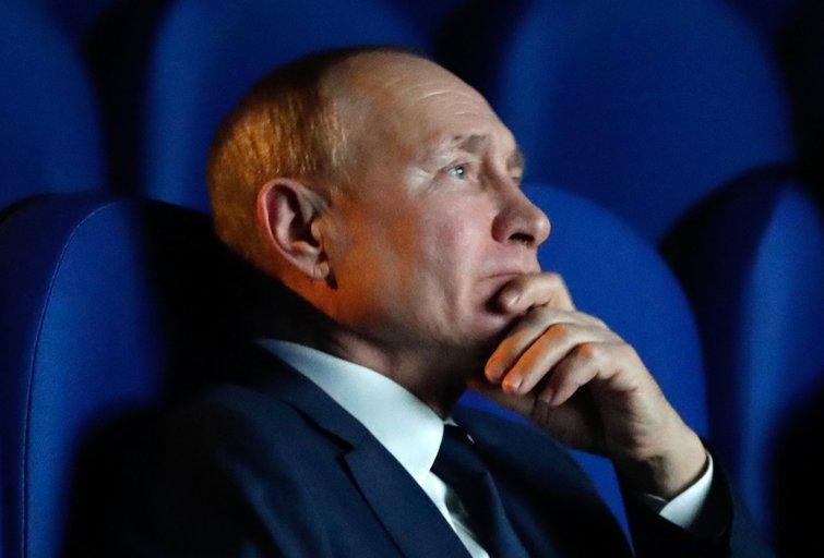 Rusijos kariuomenė kelia egzistencinę grėsmę JAV egzistavimui, sakoma žvalgybos ataskaitoje (nuotr. SCANPIX)