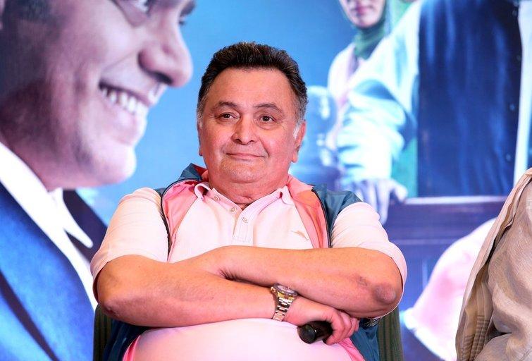 Rishi Kapoor (nuotr. Vida Press)