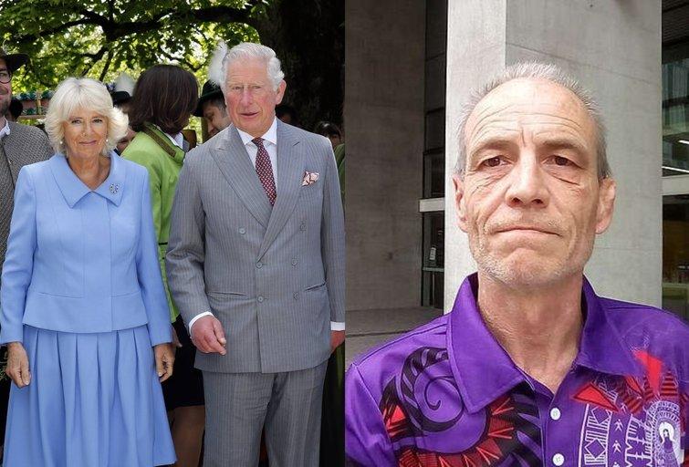 princas Čarlzas ir Kamila, Simonas Čarlzas Dorante-Day  (nuotr. SCANPIX) tv3.lt fotomontažas