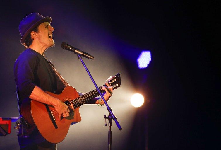 Jason Mraz koncertas Vilniuje (nuotr. Fotodiena.lt)