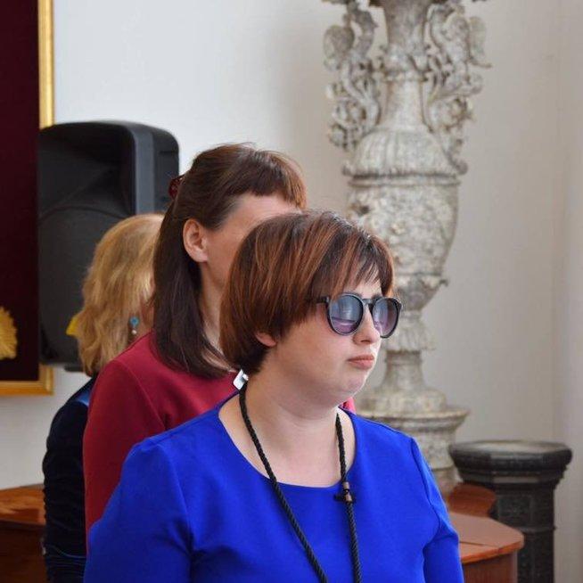 """Daugiau nei treji metai """"Gubojos"""" projektų vadove dirba Vaida Butautaitė . Asmeninio archyvo nuotr."""