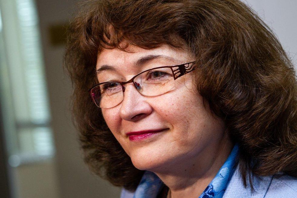 Seimo vicepirmininkė Rima Baškienė