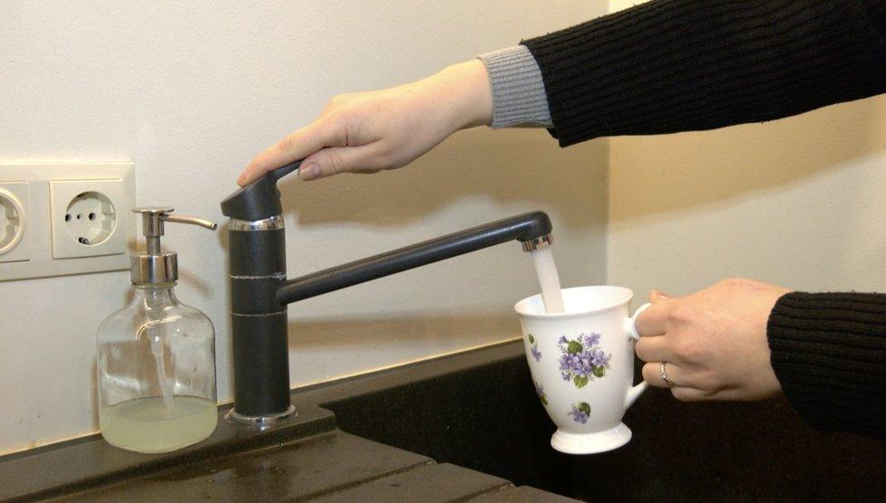 Darbėnų miestelio gyventojai jau kelis dešimtmečius geria fluoruotą vandenį