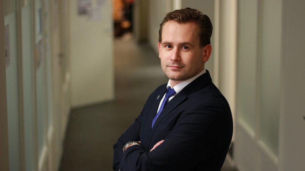 Lietuvos laisvosios rinkos instituto viceprezidentas Vytautas Žukauskas (nuotr. asm. archyvo)