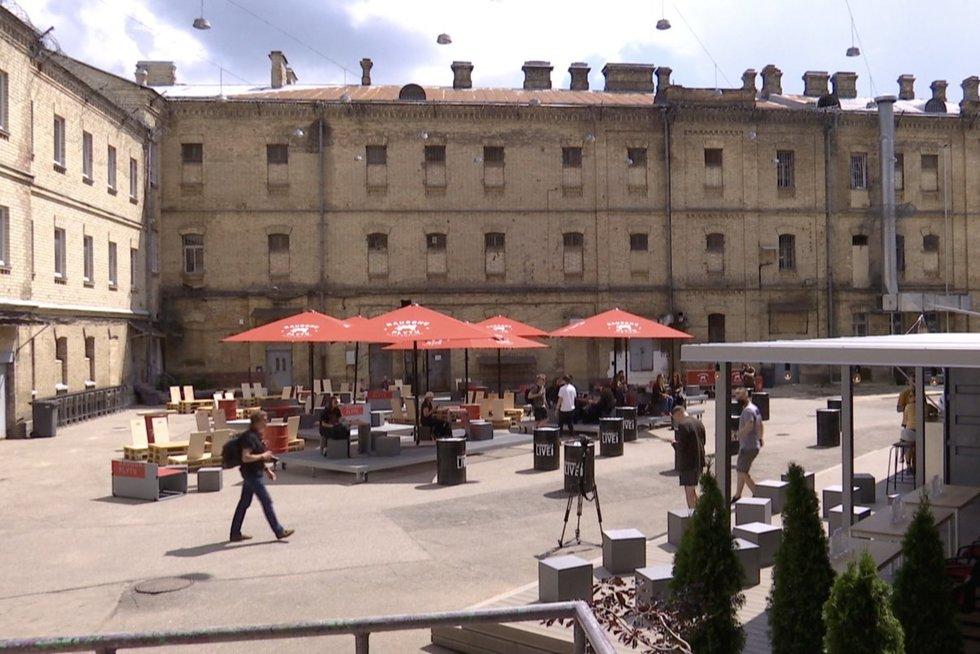 Lukiškių kalėjimas atveria duris meno gerbėjams: čia vyks koncertai ir parodos (nuotr. stop kadras)