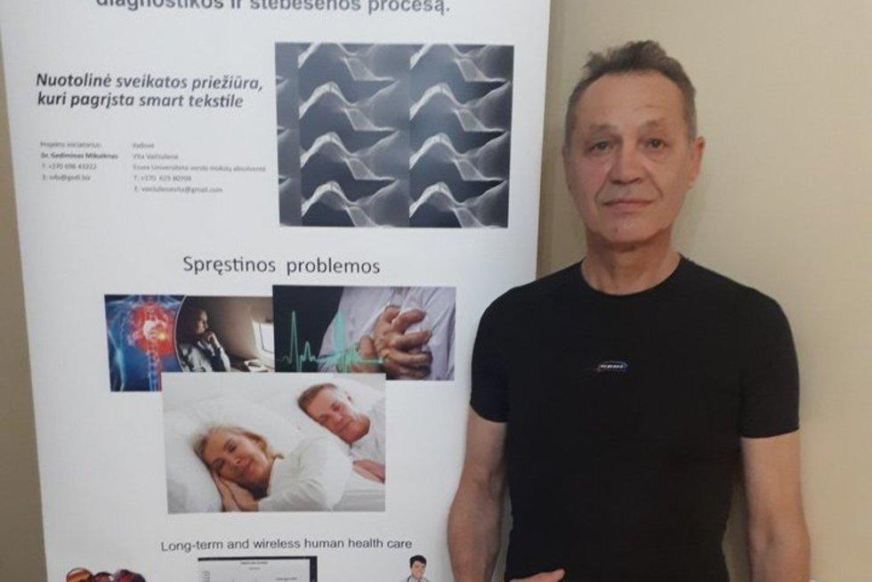 Dr. Gediminas Mikulėnas (nuotr. asm. archyvo)