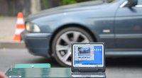 Automobilių taršos mokestis bus pristatytas šią savaitę (nuotr. Fotodiena/Justino Auškelio)