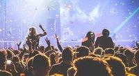 Muzikos festivalis (nuotr. 123rf.com)