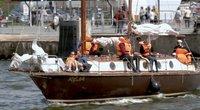 """Klaipėdiečiai ruošiasi evakuotis jūros šventės metu: """"Čia nėra juokai"""" (nuotr. stop kadras)"""
