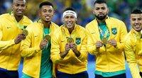 Brazilų triumfas Rio žaidynėse (nuotr. SCANPIX)