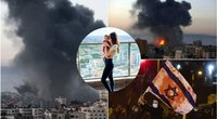 Skaudūs lietuvės liudijimai iš Izraelio – konfliktai tęsis tol, kol Izraelyje gyvens žydai