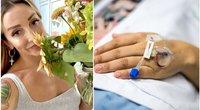Garsi atlikėja pranešė skaudžią žinią: serga mirtina liga  (tv3.lt fotomontažas)