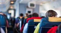 Lėktuvo keleiviai (nuotr. Shutterstock.com)