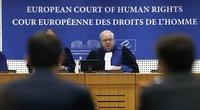 Europos žmogaus teisių teismas (nuotr. SCANPIX)