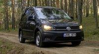 Volkswagen Caddy (nuotr. stop kadras)